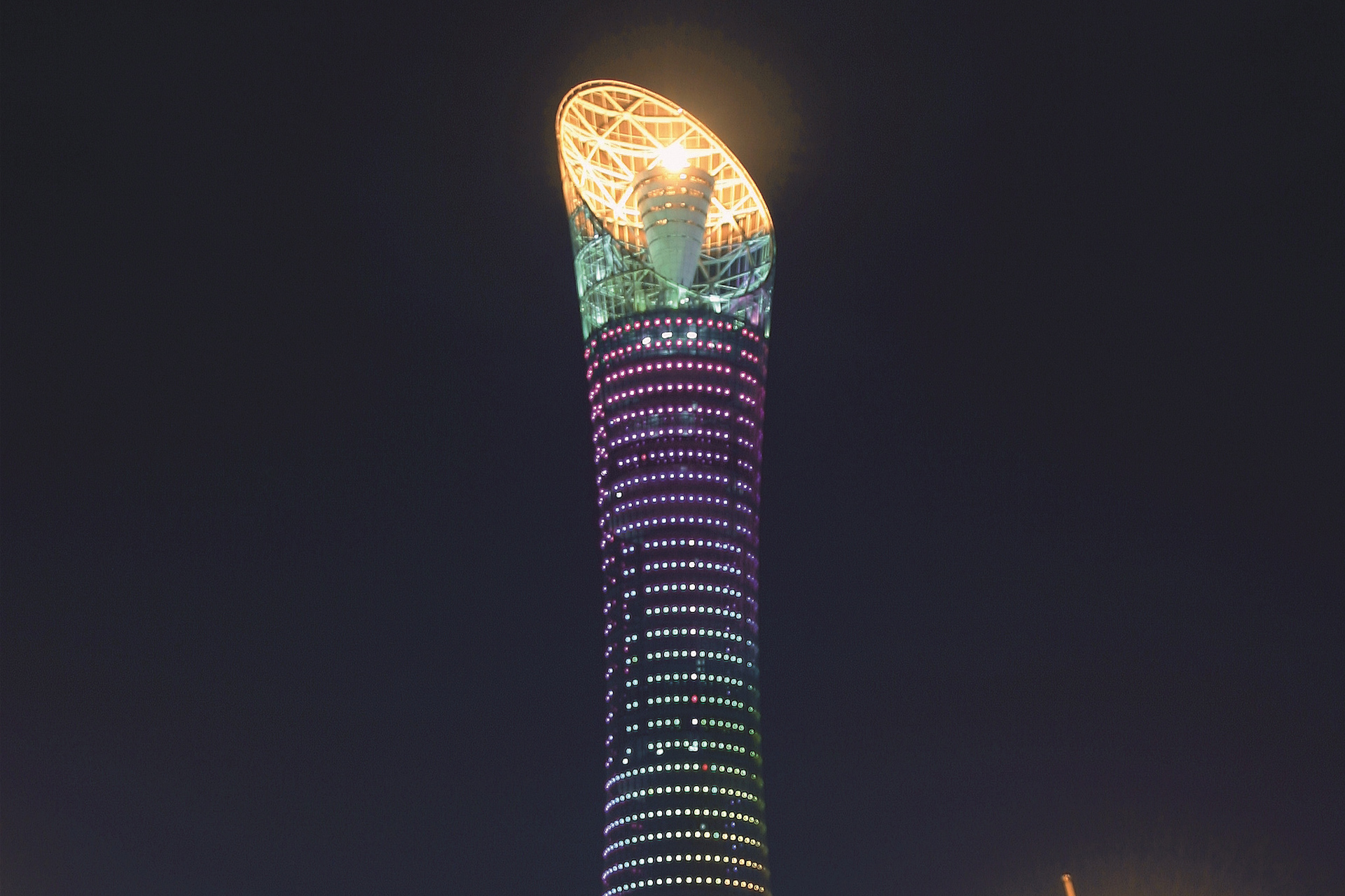 Aspire Tower Doha